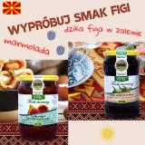 Macedonia obfituje w ogromną ilość warzyw i owoców, które dojrzewają w gorącym słońcu Macedonii, a tutejszy klimat sprawia, że są jedne z najlepszych na świecie. Konfitura z dzikich fig w słodkiej zalewie zawiera najsłodsze i najlepsze owoce, które zawierają dużo właściwości zdrowotnych, regulują pracę układu krwionośnego, wspaniale oczyszczają nerki i jelita oraz działają na wzmocnienie odporności. Poza tym smakuje wspaniale!!! Smakuje wyśmienicie zarówno jako słodki deser czy dodatek do deseru, ale również doskonale komponuje się z lekko słonym serem np. kajmakiem.